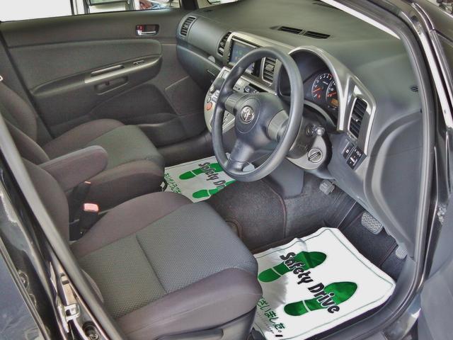 トヨタ ウィッシュ X 4連LEDイカリング エアロ 新品19in ローダウン