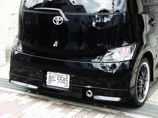 トヨタ bB Z Qバージョン HDDナビ 新品17インチメッシュAW