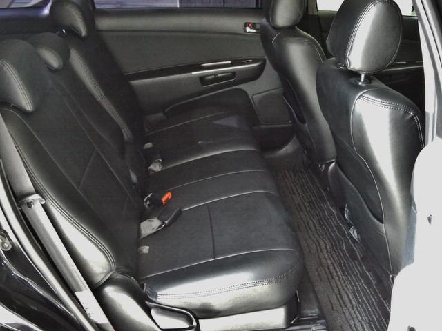 トヨタ ウィッシュ X ロックフォードサウンドシステム サブウーファー ナビ