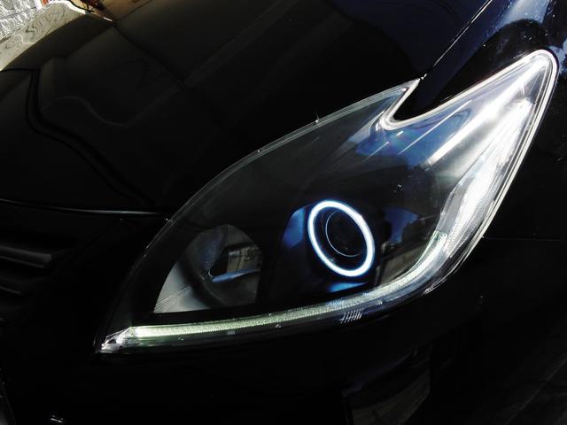 トヨタ プリウス S HDDナビ スピンドルグリル WORK19インチAW