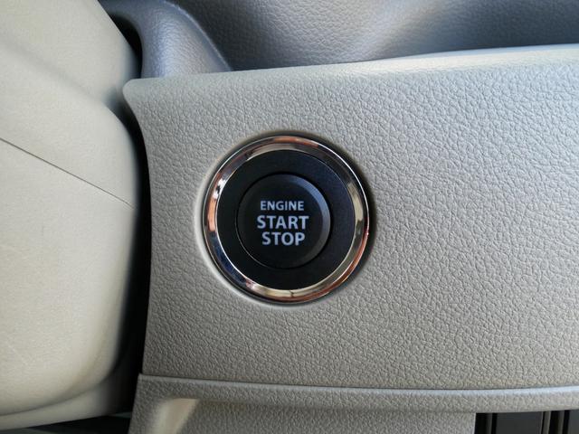 便利なプッシュボタンでエンジン始動のスマートキー☆ポケットやカバンに入れた状態でドアの開け閉めもスムーズにできます☆