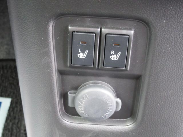フロントシート(左右)にシートヒーター搭載寒い冬も快適です