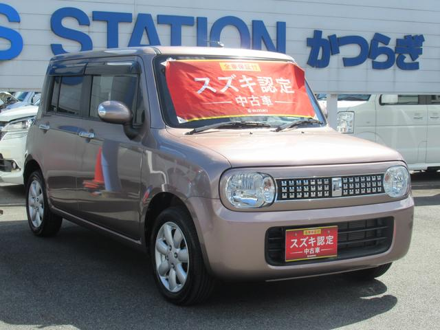 「スズキ」「アルトラパン」「軽自動車」「和歌山県」の中古車6