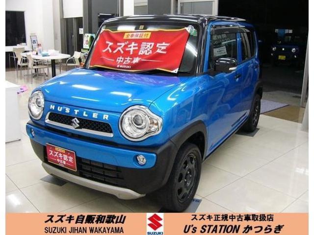 「スズキ」「ハスラー」「コンパクトカー」「和歌山県」の中古車31
