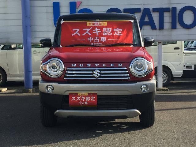 「スズキ」「ハスラー」「コンパクトカー」「和歌山県」の中古車3