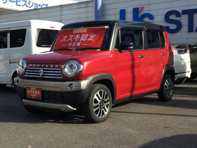 「スズキ」「ハスラー」「コンパクトカー」「和歌山県」の中古車63