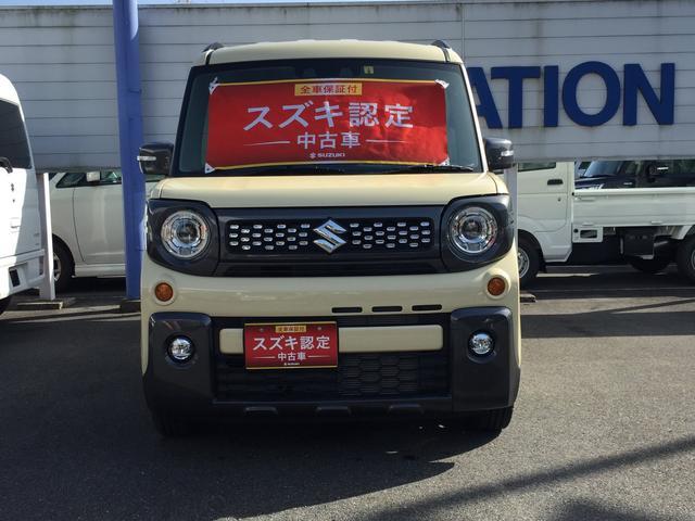 「スズキ」「スペーシアギア」「コンパクトカー」「和歌山県」の中古車3