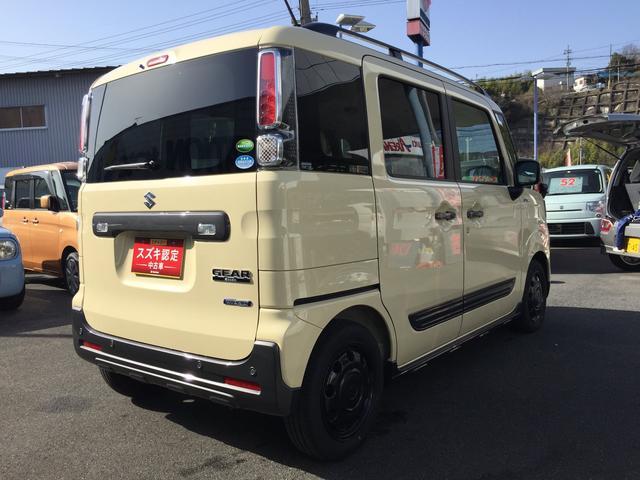 「スズキ」「スペーシアギア」「コンパクトカー」「和歌山県」の中古車8