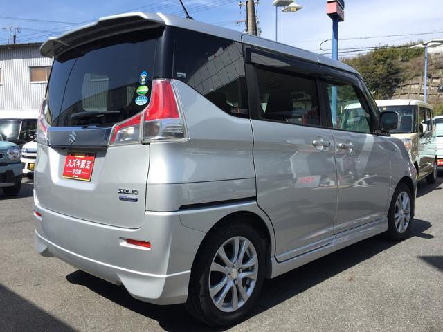「スズキ」「ソリオ」「ミニバン・ワンボックス」「和歌山県」の中古車50