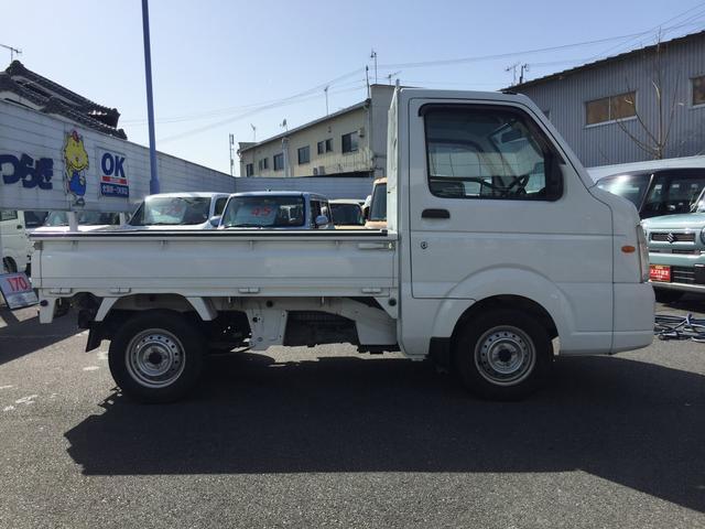 「スズキ」「キャリイトラック」「トラック」「和歌山県」の中古車5