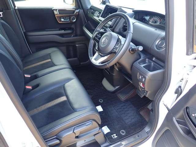 G・Lターボホンダセンシング オーディオレス 両側パワースライドドア キーフリー ESC LEDヘッド ターボ車 バックカメ クルコン ETC スマートキー アルミ ベンチシート アイドリングストップ 盗難防止装置 ABS(10枚目)