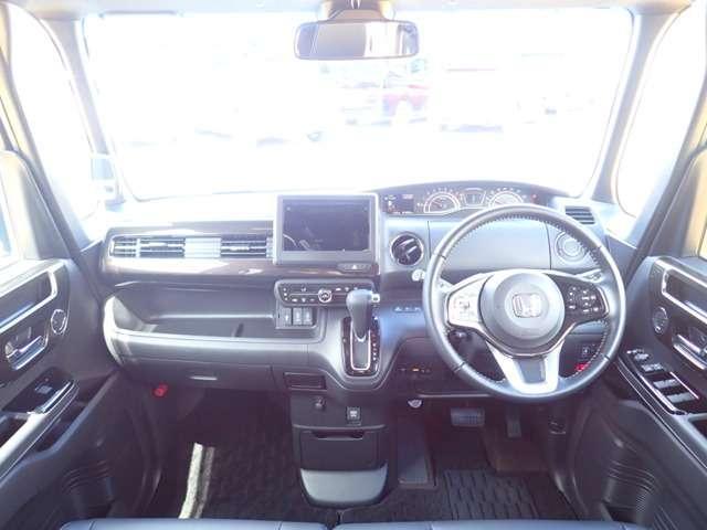 G・Lターボホンダセンシング オーディオレス 両側パワースライドドア キーフリー ESC LEDヘッド ターボ車 バックカメ クルコン ETC スマートキー アルミ ベンチシート アイドリングストップ 盗難防止装置 ABS(16枚目)