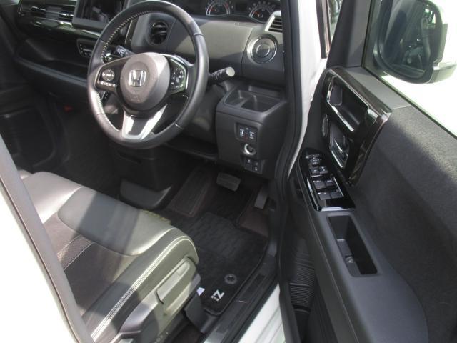G・Lターボホンダセンシング オーディオレス 両側パワースライドドア キーフリー ESC LEDヘッド ターボ車 バックカメ クルコン ETC スマートキー アルミ ベンチシート アイドリングストップ 盗難防止装置 ABS(22枚目)
