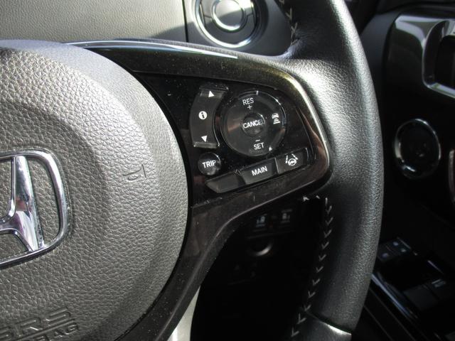 G・Lターボホンダセンシング オーディオレス 両側パワースライドドア キーフリー ESC LEDヘッド ターボ車 バックカメ クルコン ETC スマートキー アルミ ベンチシート アイドリングストップ 盗難防止装置 ABS(24枚目)