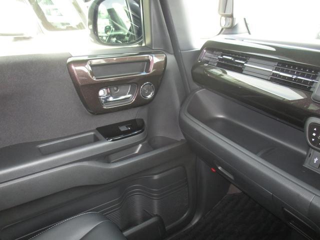 G・Lターボホンダセンシング オーディオレス 両側パワースライドドア キーフリー ESC LEDヘッド ターボ車 バックカメ クルコン ETC スマートキー アルミ ベンチシート アイドリングストップ 盗難防止装置 ABS(36枚目)