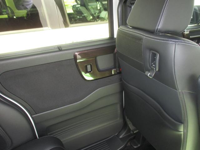 G・Lターボホンダセンシング オーディオレス 両側パワースライドドア キーフリー ESC LEDヘッド ターボ車 バックカメ クルコン ETC スマートキー アルミ ベンチシート アイドリングストップ 盗難防止装置 ABS(40枚目)