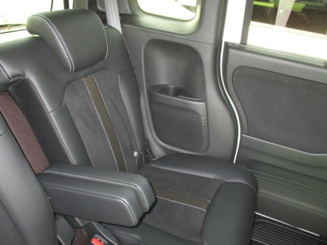 G・Lターボホンダセンシング オーディオレス 両側パワースライドドア キーフリー ESC LEDヘッド ターボ車 バックカメ クルコン ETC スマートキー アルミ ベンチシート アイドリングストップ 盗難防止装置 ABS(41枚目)