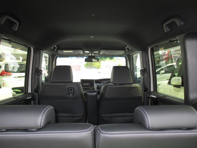 G・Lターボホンダセンシング オーディオレス 両側パワースライドドア キーフリー ESC LEDヘッド ターボ車 バックカメ クルコン ETC スマートキー アルミ ベンチシート アイドリングストップ 盗難防止装置 ABS(44枚目)