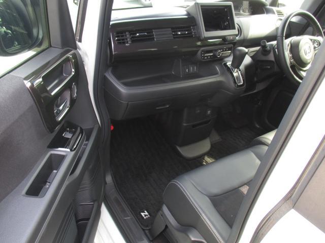 G・Lターボホンダセンシング オーディオレス 両側パワースライドドア キーフリー ESC LEDヘッド ターボ車 バックカメ クルコン ETC スマートキー アルミ ベンチシート アイドリングストップ 盗難防止装置 ABS(45枚目)