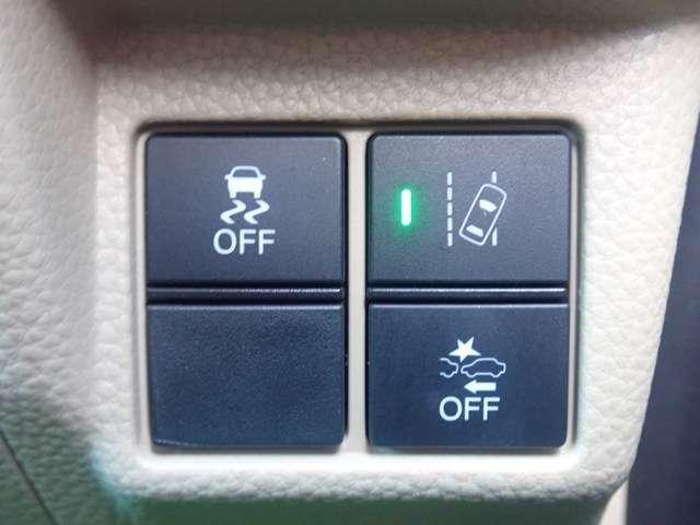 G・Lターボホンダセンシング オーディオレス ETC LED サイドエアバッグ スマートキー ターボ 盗難防止システム サポカー バックモニター Iストップ LEDヘッド W電動ドア クルーズコントロール(19枚目)