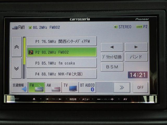 ホンダ ヴェゼル ハイブリッドZ 社外メモリーナビ ETC Rカメラ LED