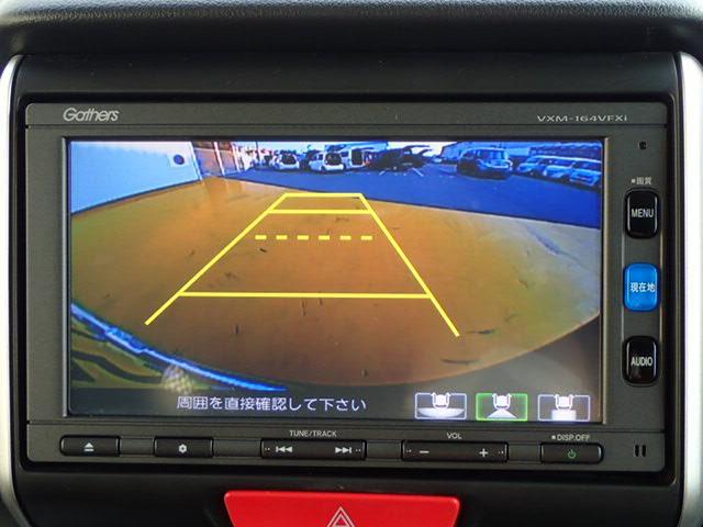 ホンダ N BOXカスタム G・Lパッケージ 純正用品メモリーナビ ETC Rカメラ