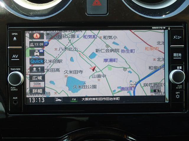 X DIG-S 純正用品メモリーナビ ETC Rカメラ(2枚目)