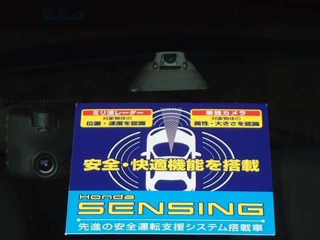 ハイブリッド・Gホンダセンシング 純正用品メモリーナビ(18枚目)