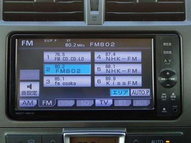 G 純正用品メモリーナビ フルセグ Rカメラ(18枚目)