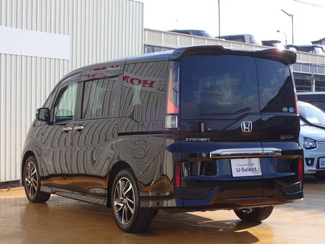 スパーダ・クールスピリット 衝突軽減ブレーキ レーンアシスト(5枚目)