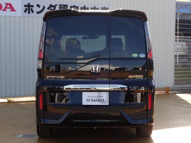 スパーダ・クールスピリット HondaSENSING ナビ(9枚目)