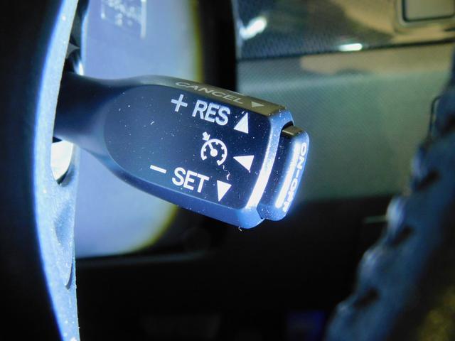 """クルーズコントロール搭載ですので長距離の高速走行時の疲労軽減や燃費に役にたちます。"""""""