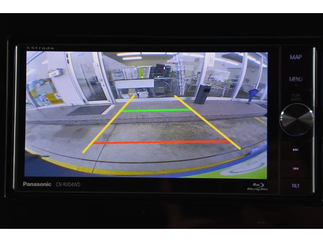 スズキ ワゴンRスティングレー ハイブリッドX ワイド7.7型ナビバックカメラETCマット付