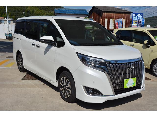 「トヨタ」「エスクァイア」「ミニバン・ワンボックス」「兵庫県」の中古車17