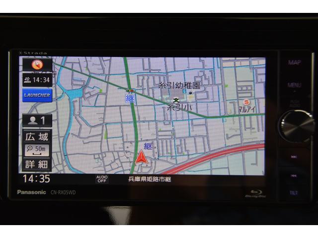 X 2WD 5AGS ブルーレイ搭載ナビETCマット付(4枚目)
