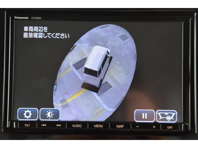 ハイブリッドXS 全方位モニター8型大画面ナビETCマット付(8枚目)