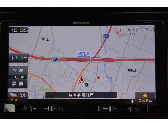カスタムG ブルーレイ搭載ナビバックカメラETCマット付(5枚目)