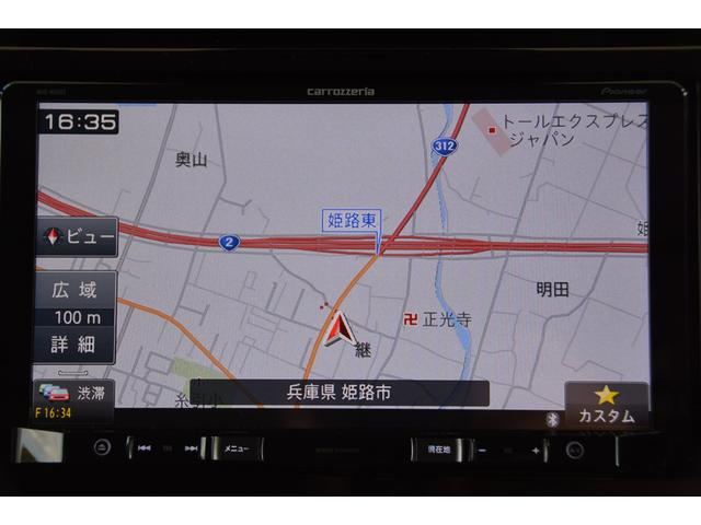 S アルパインBIGX9型ナビ舵角バックカメラETCマット付(4枚目)