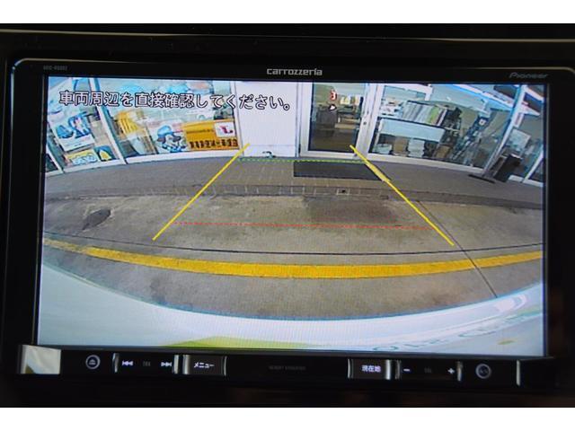 S アルパインBIGX9型ナビ舵角バックカメラETCマット付(7枚目)