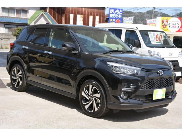 「トヨタ」「ライズ」「SUV・クロカン」「兵庫県」の中古車19