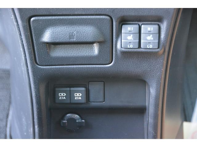 運転席・助手席には快適温熱シート付です♪充電用USB端子(インパネ2個)付き!お問い合わせは079-280-1118、カーズカフェ カーベル姫路東までお気軽にお電話ください^^
