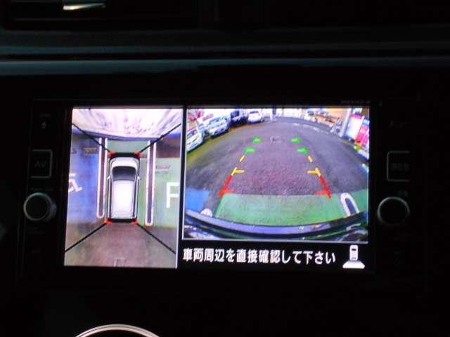 ハイウェイスター X メモリーナビ アラウンドビューモニター ドライブレコーダー(7枚目)