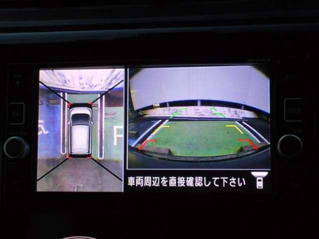 ハイウェイスター X メモリーナビ アラウンドビューモニター ドライブレコーダー(8枚目)