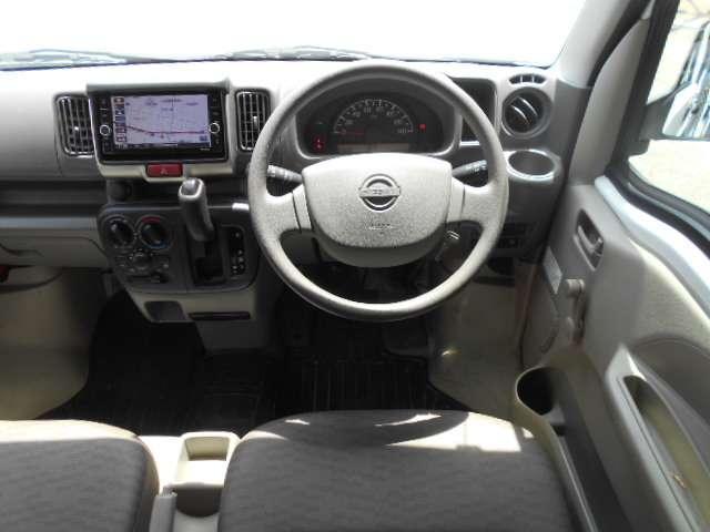 660 DX 5AGS車 フルセグ メモリーナビ パワーステアリング ナビTV エアバッグ エアコン ABS CD リアカメラ ワイヤレスキー ワンオーナー車 運転席助手席エアバック(3枚目)