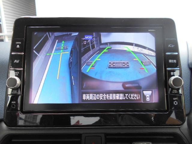 メモリーナビ アラウンドビューモニター LEDライト ETC インテリキー 全周囲 衝突被害軽減ブレーキ付 ワンオーナ AW TV(6枚目)