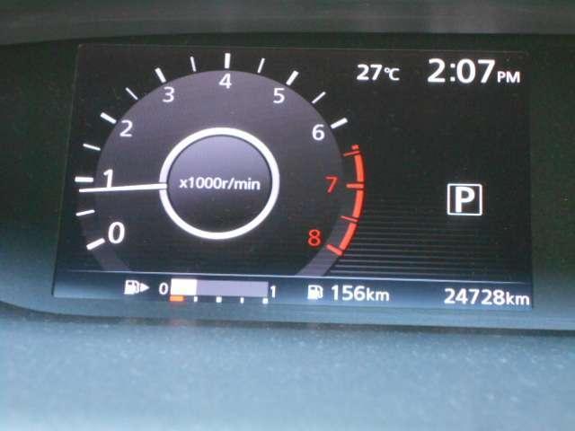2.0 ハイウェイスターG 後席モニター・LEDヘッドライト ETC メモリ-ナビ アラV キーフリー ナビTV付き 両側オートドア 盗難防止装置 踏み間違い 1オーナ LEDヘッド オートクルーズ ABS(9枚目)
