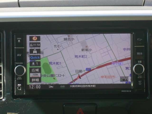 ハイウェイスター X Vセレクション メモリーナビ アラウンドビューモニター ETC 両側オートスライドドア(4枚目)