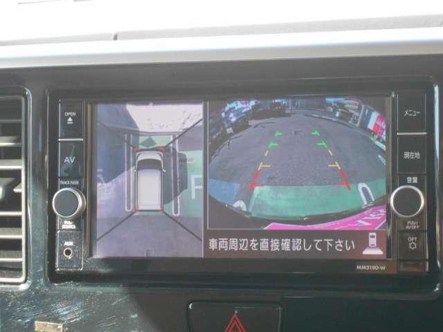 ハイウェイスター X Vセレクション メモリーナビ アラウンドビューモニター ETC 両側オートスライドドア(6枚目)
