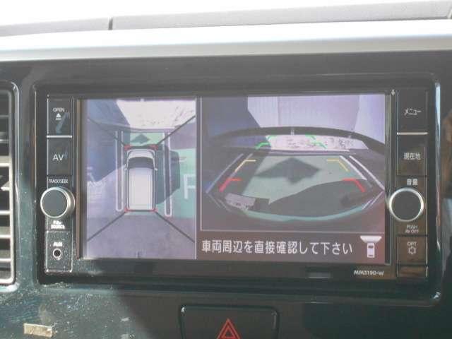 ハイウェイスター X Vセレクション メモリーナビ アラウンドビューモニター ETC 両側オートスライドドア(7枚目)