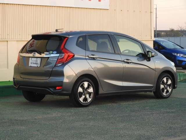 Honda SENSING搭載。衝突軽減ブレーキや車線維持支援などの先進機能が安全運転をお手伝い。
